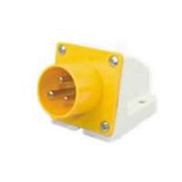 供应63A,125A工业插头插座