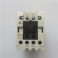 CU-11交流接触器/台安科技