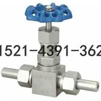 J23W针型阀-外螺纹针型阀截止阀