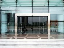 黄埔区维修自动感应门,安装电动玻璃门电机