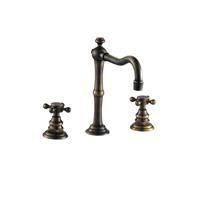 供应科耐卫浴 古典仿古铜系列说龙头
