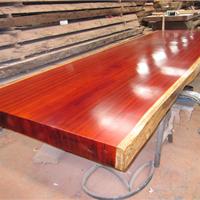 供应红花梨大板桌 会议桌 餐桌  板材
