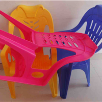 海口塑料靠背椅