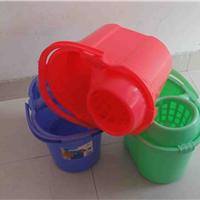 加厚耐压塑料拧水桶