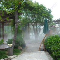 专业景观冷雾设计
