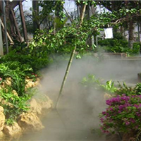 专业人造雾设备厂家