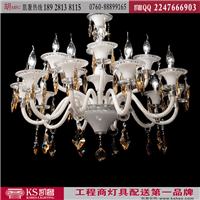 酒店水晶灯,广东水晶灯具批发店,凯奢灯饰