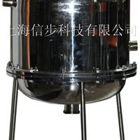 供应不锈钢圆桶式正压过滤器
