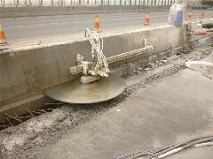 桥梁隧道大梁楼板架梁混凝土柱子切割
