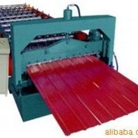 供应优质910彩钢压瓦机 巨鑫压瓦机械厂生产