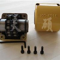 KC系列链轮链条联轴 双排滚子链联轴 尼龙链联轴
