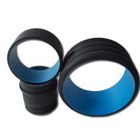 供应地埋排水HDPE高密度聚乙烯双壁波纹管