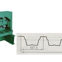 供应优质750型楼承板机巨鑫压瓦机械厂制造