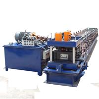巨鑫压瓦机械厂专业生产C型钢机模具切断