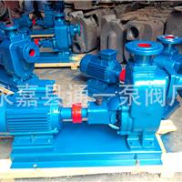 供应ZW自吸排污泵 无堵塞自吸泵
