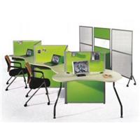 厦门屏风办公桌价格、款式、颜色、材质