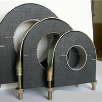 保温抱箍 木托 管道 空调木托 橡塑保温管托