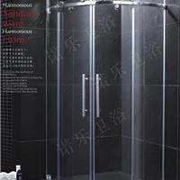 供应淋浴房移门定做 淋浴房配件