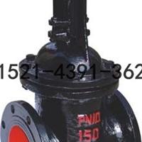 铸铁明杆闸阀Z41T-10、Z41T-16