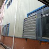 电缆厂车间降温设备安装车间降温投资小