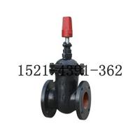 SZ45T/W-10暗杆楔式地下闸阀 低压铸铁闸阀