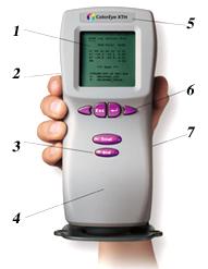 供应爱色丽分光仪电脑配色测色XTH
