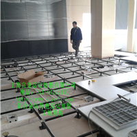 上海出租办公楼活动地板 防静电高架活地板