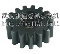 广州京龙施工升降机齿轮防坠器减速机