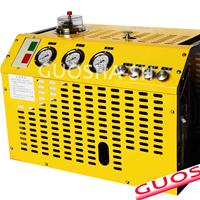 供应消防用高压呼吸充气泵