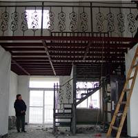 供应大兴区复式钢结构阁楼室内现浇阁楼制作