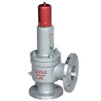 AH42F液化气安全回流阀阀-石油气罐安全阀