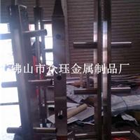 供应不锈钢楼梯扁管立柱