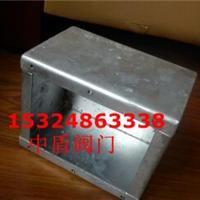 3个厚人防防爆密闭接线盒-热镀锌特制