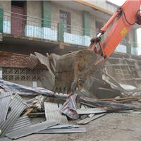 承接建筑物拆除、楼房拆除、钢架房拆除