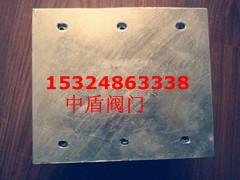 暗装人防防护密闭接线3个厚热镀锌制作