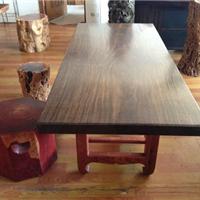 供应黑紫檀大板桌 餐桌 书桌