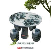 供应粉彩牡丹陶瓷桌凳 居家摆设陶瓷桌凳