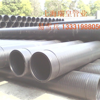 专业生产供应HDPE平口中空壁缠绕管