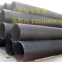 生产厂家供应HDPE塑钢缠绕管