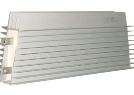 供应RXLG-1500W铝电阻器(带散热器西安定制