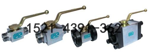 供应QJH型外螺纹高压球芯截止阀