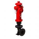 SS100/65-1.6 地上式室外消火栓