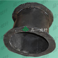 供应耐高温排烟软接,硅钛不燃软接头