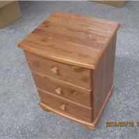 实木家具床头柜