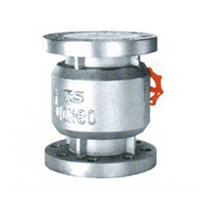 供应FS-040富山不锈钢消声止回阀