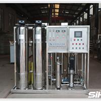 超纯水设备―单反渗透+EDI设备