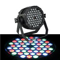 供应54颗3W防水帕灯,54颗3瓦LED防水帕灯