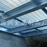 国润钢格板吊顶供应|镀锌钢格板报价