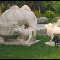 供应内蒙古包头市制作大型石雕工程,石雕