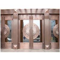 供应甘肃兰州哪里的铜门铜艺门质量最好